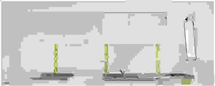 Obra Lucero: Cocinas de estilo  por Silvana Valerio