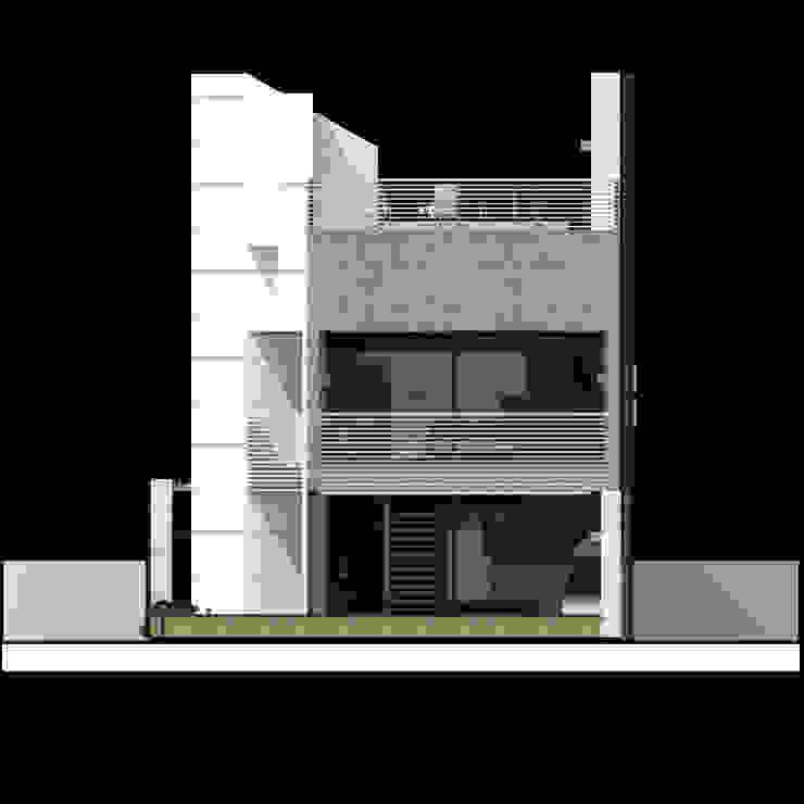 CHM architect Minimalist house