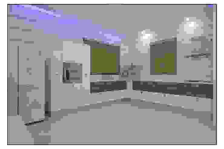 Thane Site Modern kitchen by CK Interiors Pvt Ltd Modern