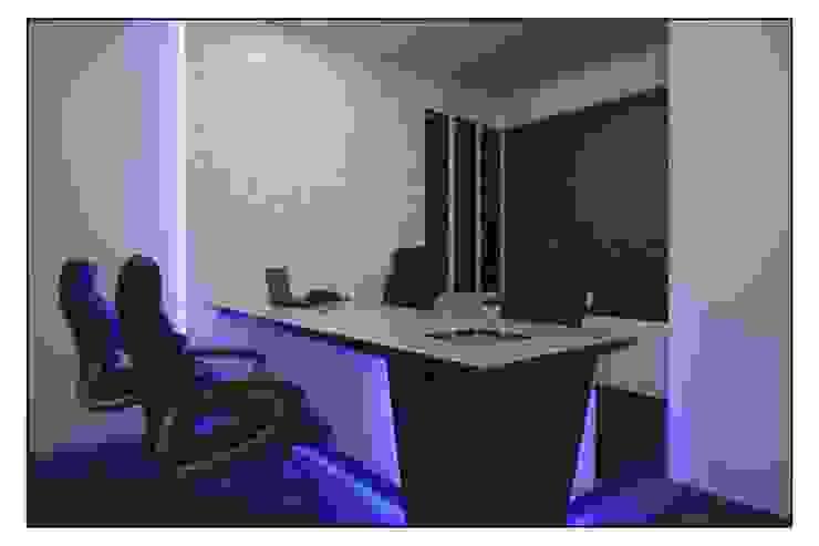 Thane Site Modern study/office by CK Interiors Pvt Ltd Modern