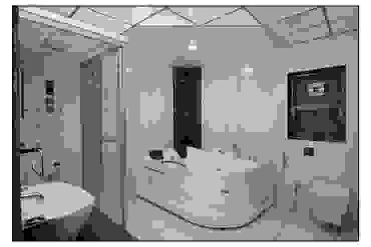 Thane Site Modern bathroom by CK Interiors Pvt Ltd Modern