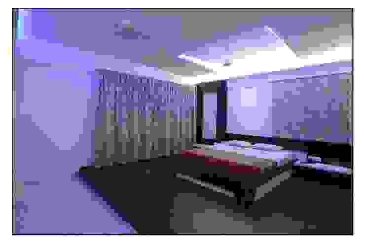 Thane Site Modern style bedroom by CK Interiors Pvt Ltd Modern