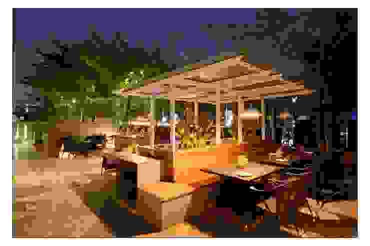 21WEST Modern garden by CK Interiors Pvt Ltd Modern