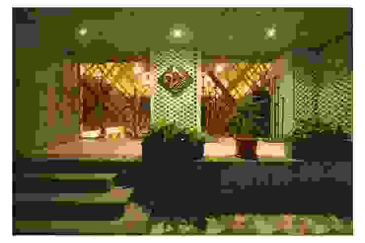 21WEST Modern balcony, veranda & terrace by CK Interiors Pvt Ltd Modern