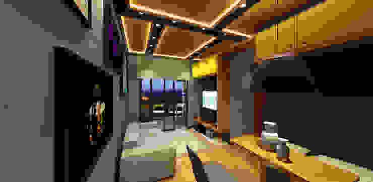 Lar 104 Julian Seifert Arquitetura Salas de jantar modernas