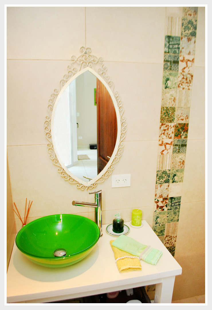 Moderne Badezimmer von Silvana Valerio Modern