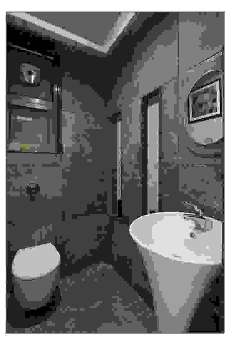 Bungalow project Modern bathroom by CK Interiors Pvt Ltd Modern