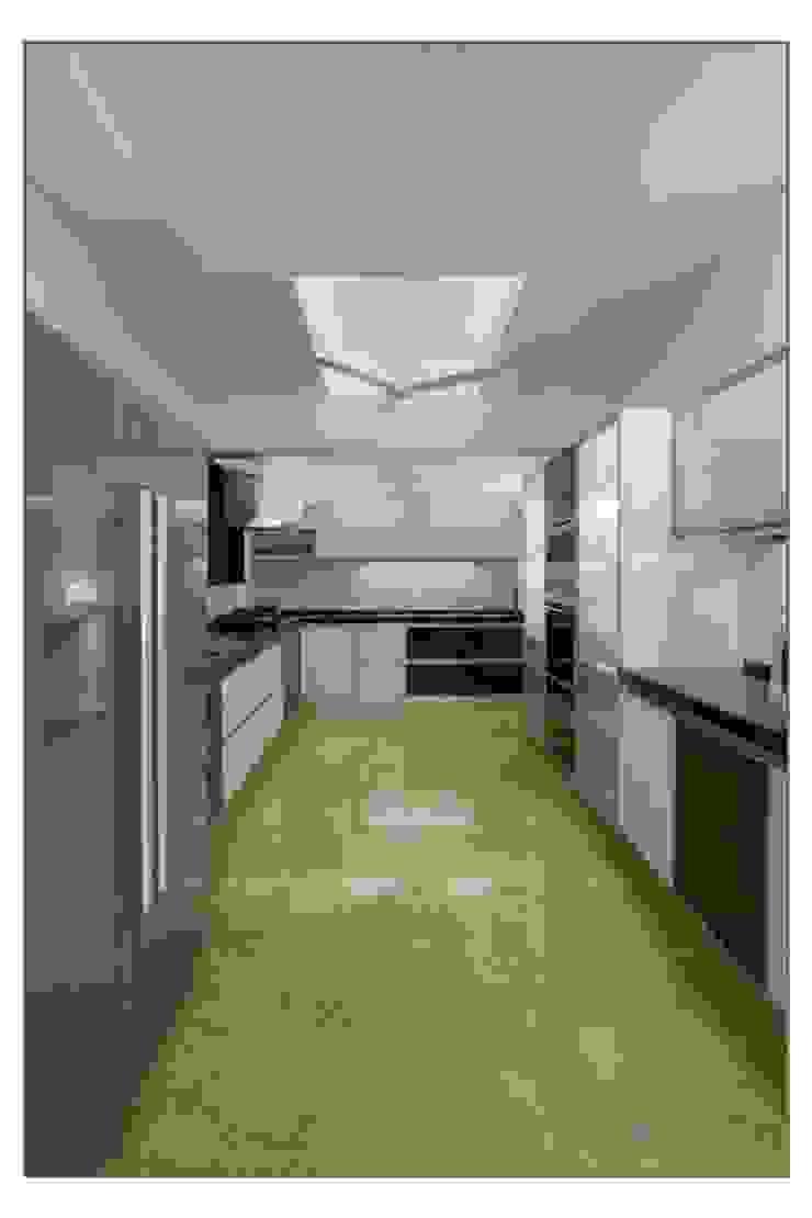 Bungalow project Modern kitchen by CK Interiors Pvt Ltd Modern