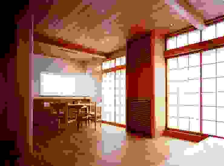 府中の家リノベーション オリジナルデザインの リビング の 松井建築研究所 オリジナル