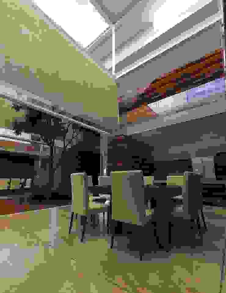 Casa HH Comedores modernos de TNGNT arquitectos Moderno