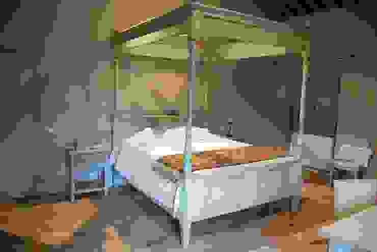 Porte del Passato DormitoriosCamas y cabeceros Madera Beige