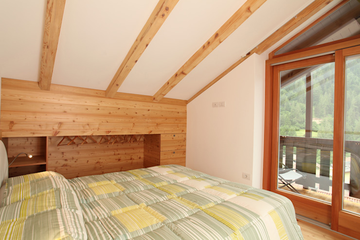 根據 zanella architettura 現代風 木頭 Wood effect