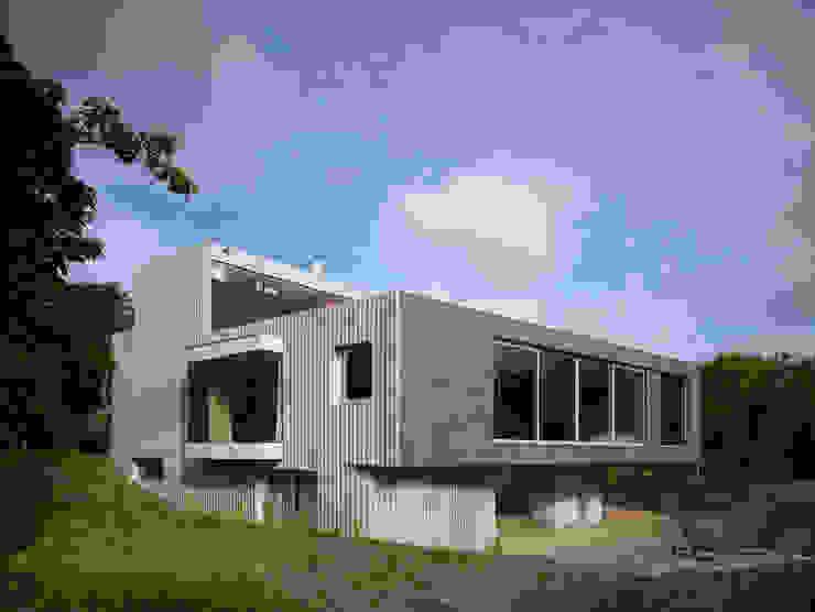 Villa in de duinen, Hoek van Holland Moderne huizen van De Zwarte Hond Modern