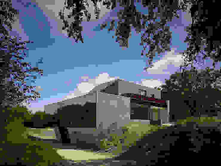 Modern home by De Zwarte Hond Modern
