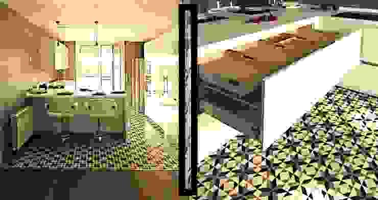 Detalle Pinar Miró S.L. Cocinas de estilo moderno