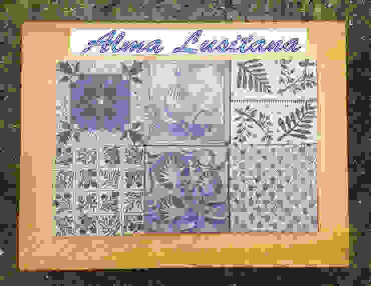 Textiles inspiration collection por Vera Nóbrega - atelier artes visuais Moderno