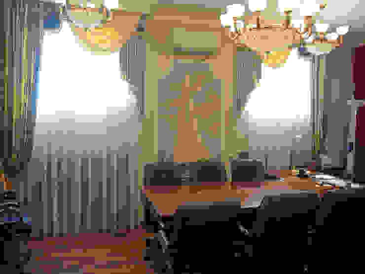 Декорирование интерьера кабинета руководителя от ООО 'Бастет'