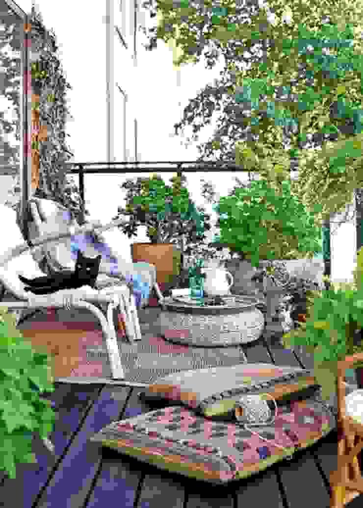 Eurekaa Balcon, Veranda & Terrasse modernes