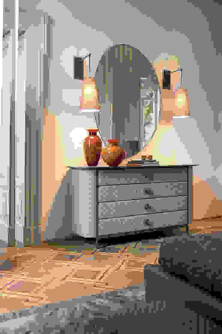 Bedroom 1 - b Alberta Pacific Furniture Classic style bedroom