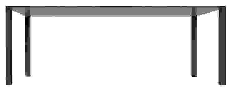 テーブル [ナチュラ ワイド]: 黒河デザイン・プロダクツが手掛けた折衷的なです。,オリジナル