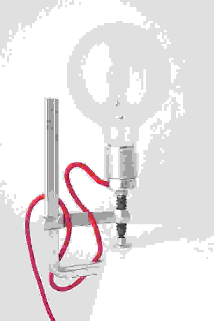 Clamp Light van LUCAS & LUCAS Industrieel IJzer / Staal