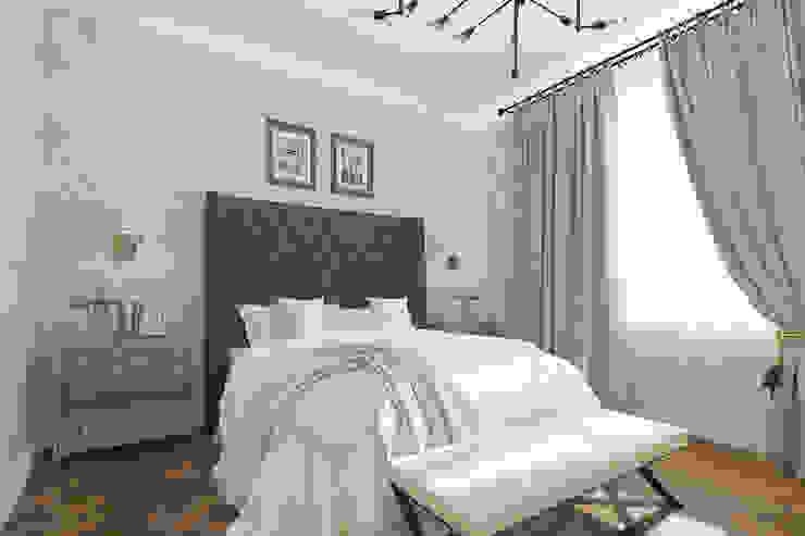Проект квартиры Спальня в классическом стиле от Лилия Панкова Классический