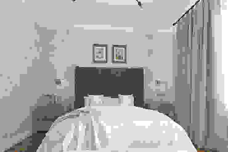 Лилия Панкова Classic style bedroom Beige