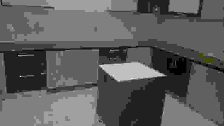 Kitchens designers-8streaks Interiors Modern kitchen by Eight Streaks Interiors Modern Wood Wood effect