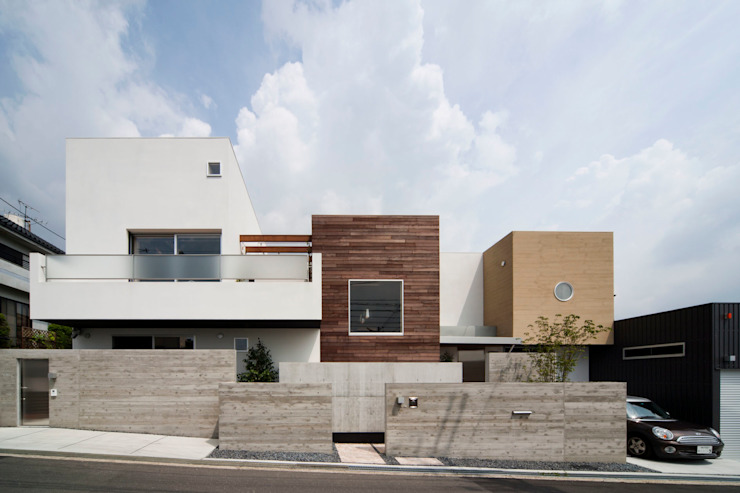 s tto Modern houses by MAY COMPANY & ARCHITECTS Modern