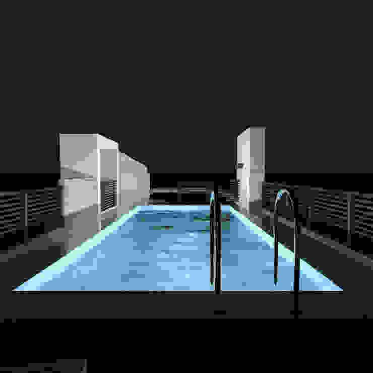CHM architect Pool