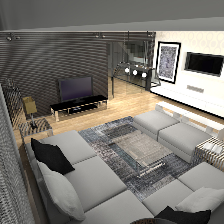 CHM architect Media room