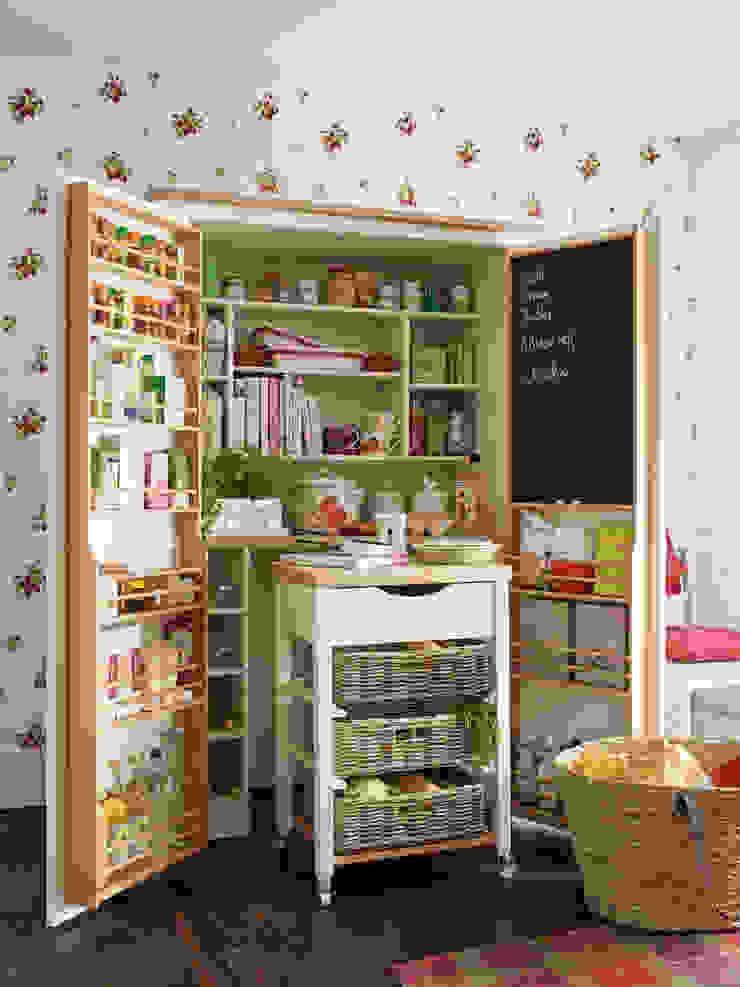 Laura Ashley Decoración KitchenStorage Parket Wood effect
