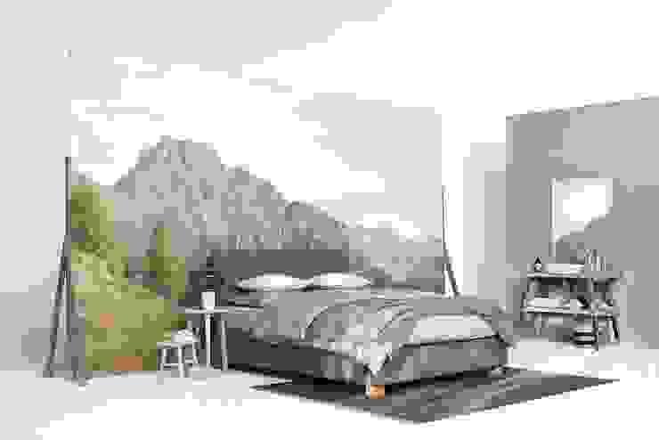 por HOME Schlafen & Wohnen GmbH Moderno