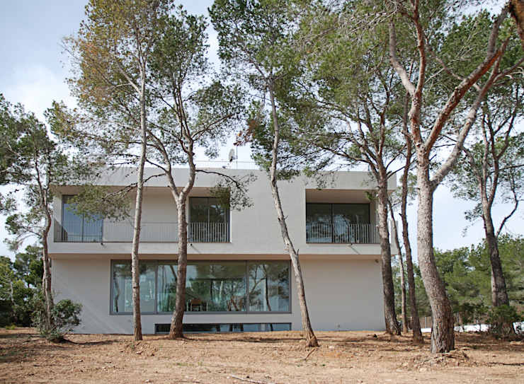 Modern Houses by MARÈS ARQUITECTURA Modern