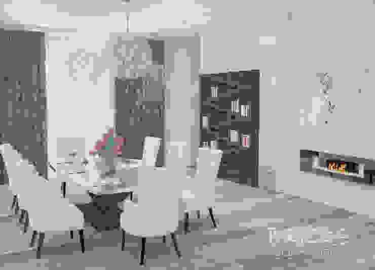 Modern Living Room by Bricks Design Modern