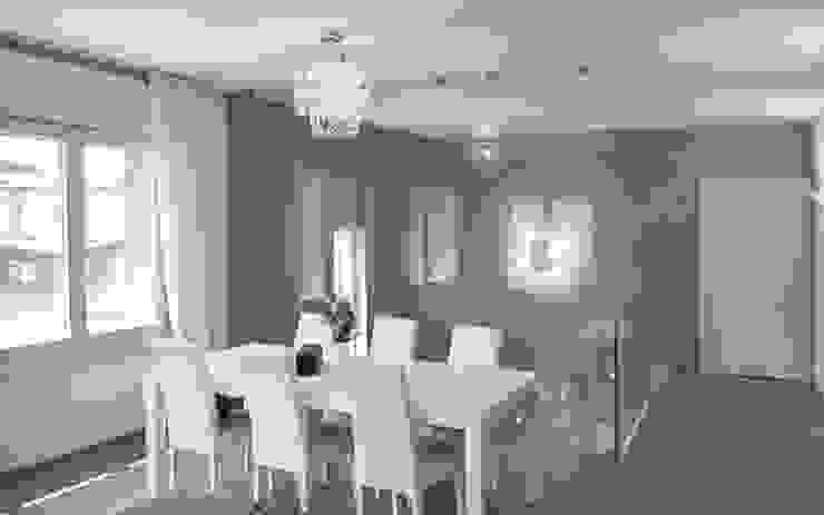 nova House Sala da pranzo moderna di NCe Architetto Moderno