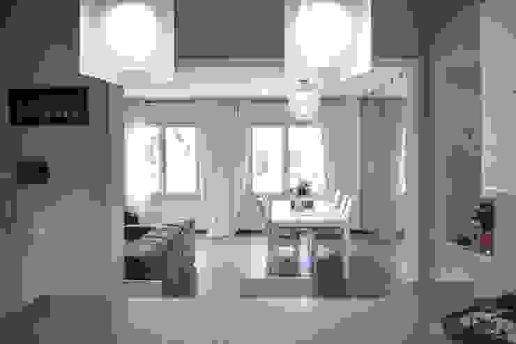 realizzazioni NCe Architetto Modern dining room