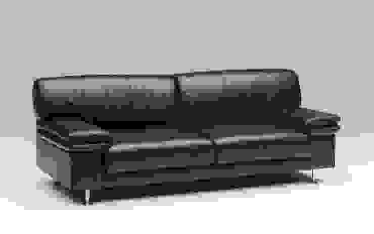 Domeni sofa: TANIGAWA STUDIO 家具デザインが手掛けた現代のです。,モダン
