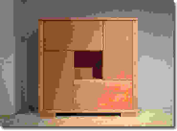 収納: TANIGAWA STUDIO 家具デザインが手掛けた現代のです。,モダン