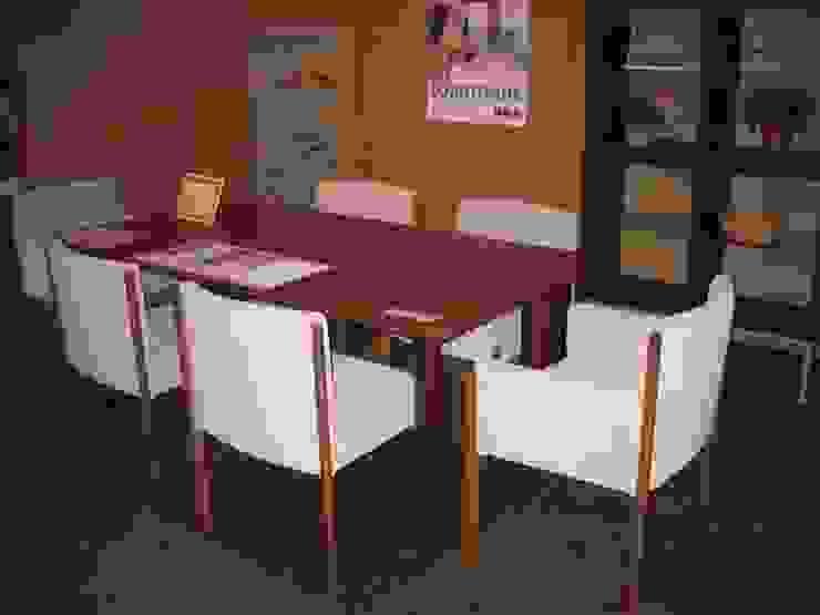 Marte dining & living: TANIGAWA STUDIO 家具デザインが手掛けた現代のです。,モダン