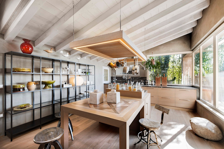Studio Maggiore Architettura Modern kitchen