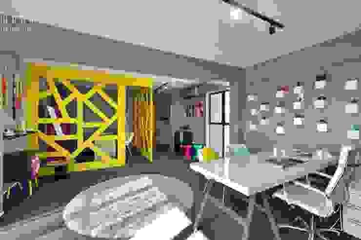 Office Descolado Escritórios modernos por Bethina Wulff Moderno