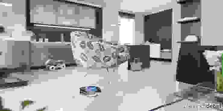 Stuhl Moderne Wohnzimmer von planungsdetail.de GmbH Modern