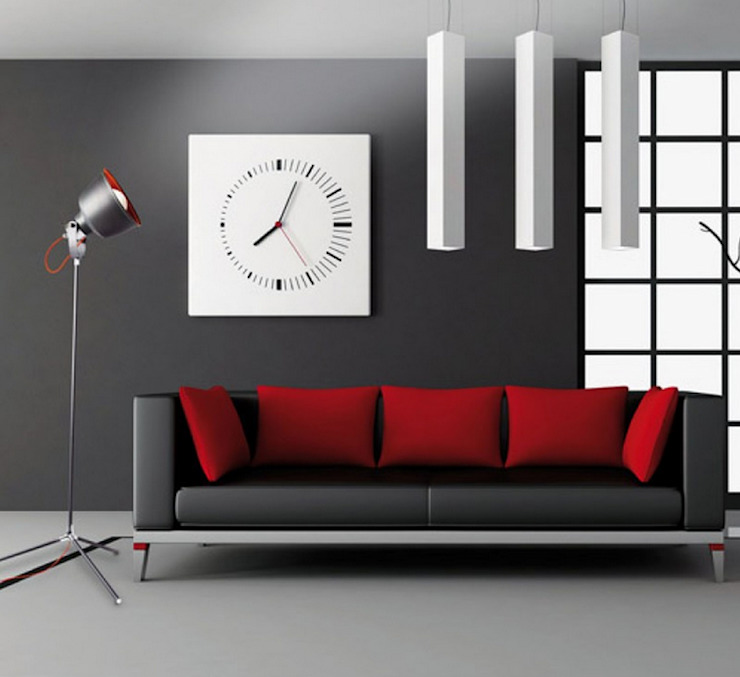 Griscan diseño iluminación: modern tarz , Modern