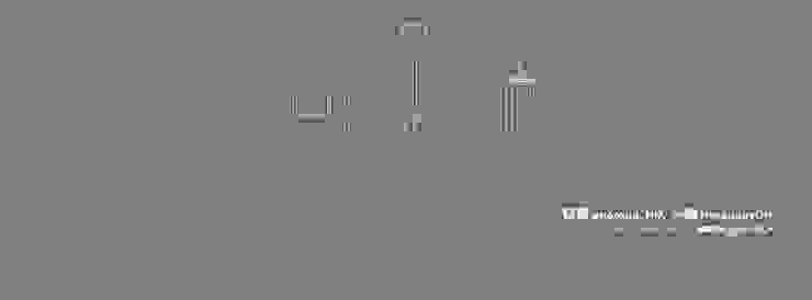 Redes Sociales Salas de estilo moderno de MORADA CENTRO DE DISEÑO S.A. Moderno