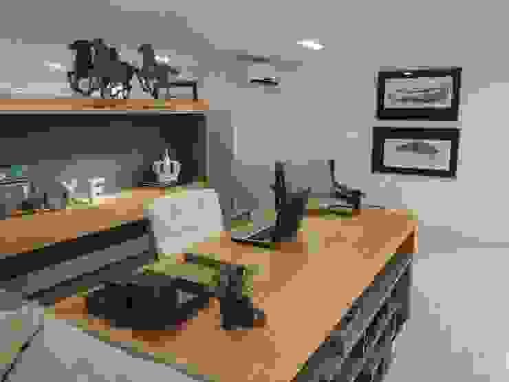 Concurso Adresse – Home office por CRAFT ARQUITETURA Moderno