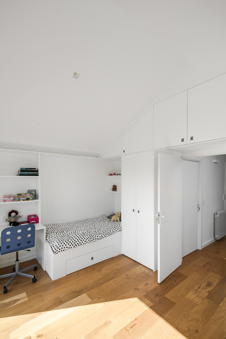 Modern Kid's Room by Floret Arquitectura Modern