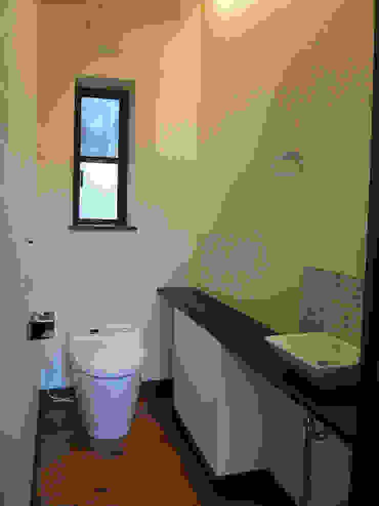 都築の家 クラシックスタイルの お風呂・バスルーム の 設計工房 A・D・FACTORY 一級建築士事務所 クラシック