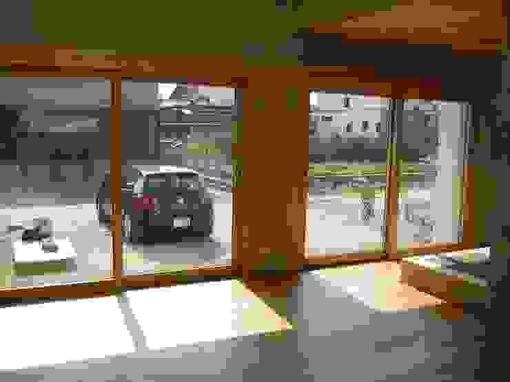 HOUSE華茶庵 オリジナルデザインの リビング の 設計工房 A・D・FACTORY 一級建築士事務所 オリジナル