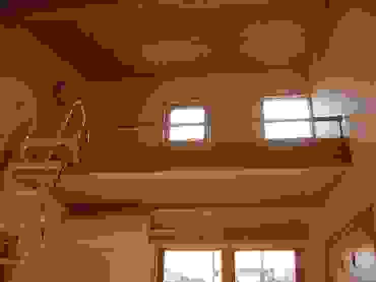 HOUSE華茶庵 オリジナルデザインの 子供部屋 の 設計工房 A・D・FACTORY 一級建築士事務所 オリジナル